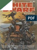 The Best of White Dwarf Scenarios Volume 3