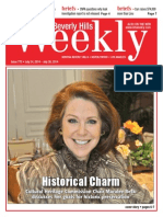 Historical Charm - Beverly Hills Weekly #773