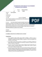 Ley Transitoria Del Registro