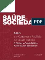 Anais Congresso 2013 05