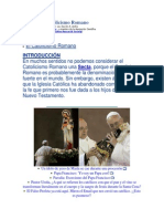 El Catolicismo Romano