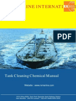 Tank Cleaning Chemical