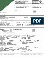 Florida Plane Crash Incident Report