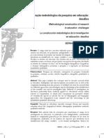 Artigo Bernadeti Gatti_Pesquisa Em Educação