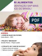 A implementação SAP mais doce do Brasil  caso DORI