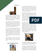 Biografia Corta de Jose de San Martin