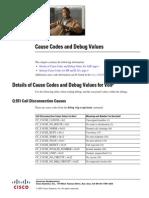 VT Ccodes Debug