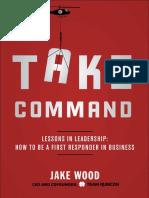 Take Command by Jake Wood