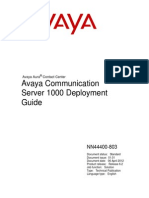 AACC CS1000 Deployment Guide