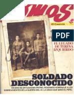 Sobrevivientes de la Guerra del 41