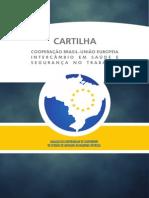 Cartilha Cooperacao Entre Brasil e Uniao Europeia