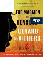 The Madmen of Benghazi by Gérard de Villiers - Excerpt