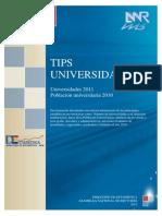 Tips Universidades