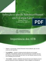Infecção em Cirurgia Geral