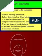 Genre as Semiotics - Copy