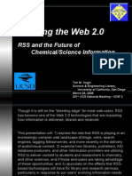RSS and the Future of ChemicalScience Information