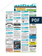 Classifieds August 2014