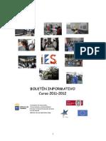 Boletín Informativo IES Pulido 11 12