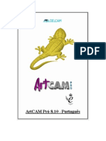 Manual ArtCAM 8.10 - Português