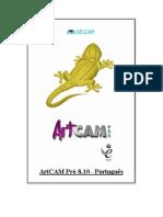 Manual ArtCAM 8.10 - Português