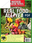 Guide to Real Food All Year 2012