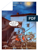 comic book don quixote