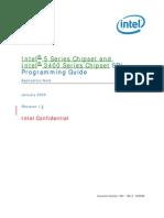 PCH SPI Programming Guide