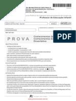 03-Prova Conhec Gerais Especificos Dissertativa 2