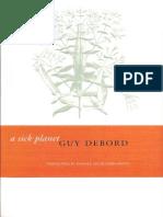 A Sick Planet - Guy Debord