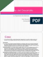 Caso Clinico Observacion