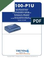 TE100 P1U(Spanish)