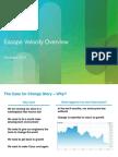Escape Velocity Overview