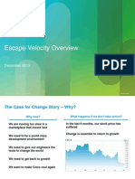 Escape Velocity Overview