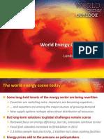 Consumo e Produção de Energia No Brasil e No Mundo