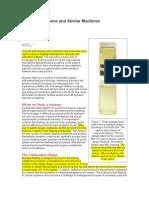 Artigo de Flushing e Decapagen