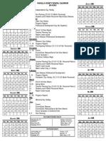 20142015 wakulla county school calendar