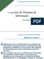 3. Material Complementar - Sistema de Informação