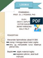 PRESENTASI FILSAFAT - LOGIKA.pptx