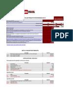 Clculo de Finiquitos 2014