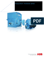 Manual for Induction Motors and Generators