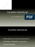 Ceratite Intersticial Completo