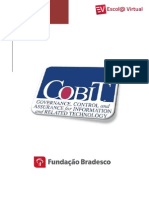 124903711 Fundamentos de CobiT Fundacao Bradesco PDF