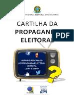 TRE AM Cartilha Da Propaganda 2104