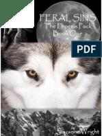[Wright Suzanne] Feral Sins
