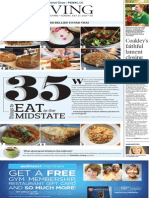 Sunday Living cover - D1 - The Patriot-News - July 27, 2014