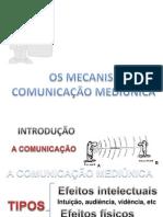 Mecanismos Da Comunicação Mediunica Nl