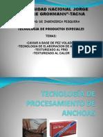 _procesamiento de Anchoas Expo89