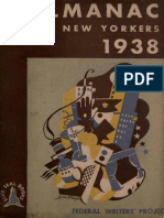 1938 Almanac for New Yorkers