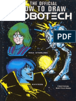 The Official How to Draw Robotech 04