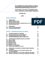 Indice Informe Final Hidrol Tambo-Moq
